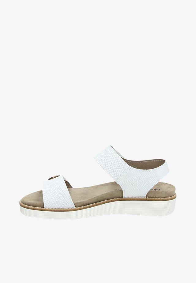 Sandalen - wit
