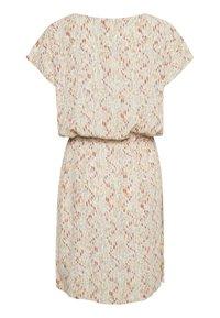 Soaked in Luxury - SL LAVADA - Sukienka letnia - whisper white splash print - 5