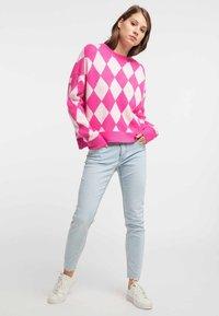 myMo - Jumper - pink - 1