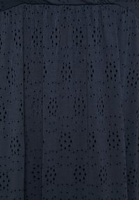 Mamalicious Curve - MLDENISE TESS SHORT DRESS - Jerseyjurk - navy blazer - 2