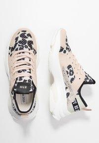 Steve Madden - AJAX - Sneakers - beige/multicolor - 3