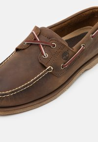 Timberland - Boat shoes - mid brown - 5