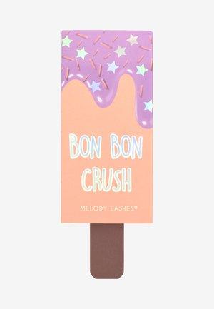 BON BON CRUSH - Ciglia finte - black