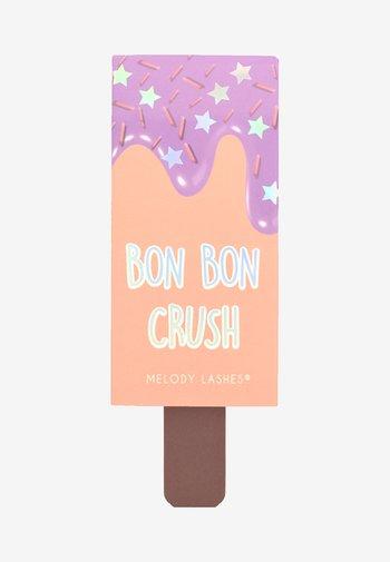 BON BON CRUSH - False eyelashes - black