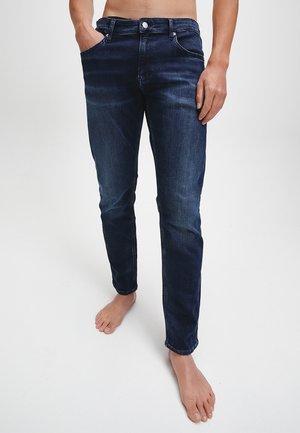 Slim fit jeans - blue black back