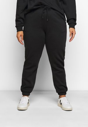 PCCHILLI PANTS - Trousers - black