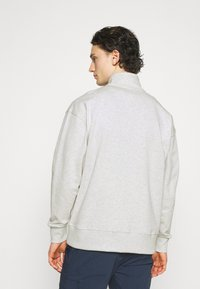 Tommy Jeans - SOLID TRACK JACKET - Mikina na zip - grey - 2