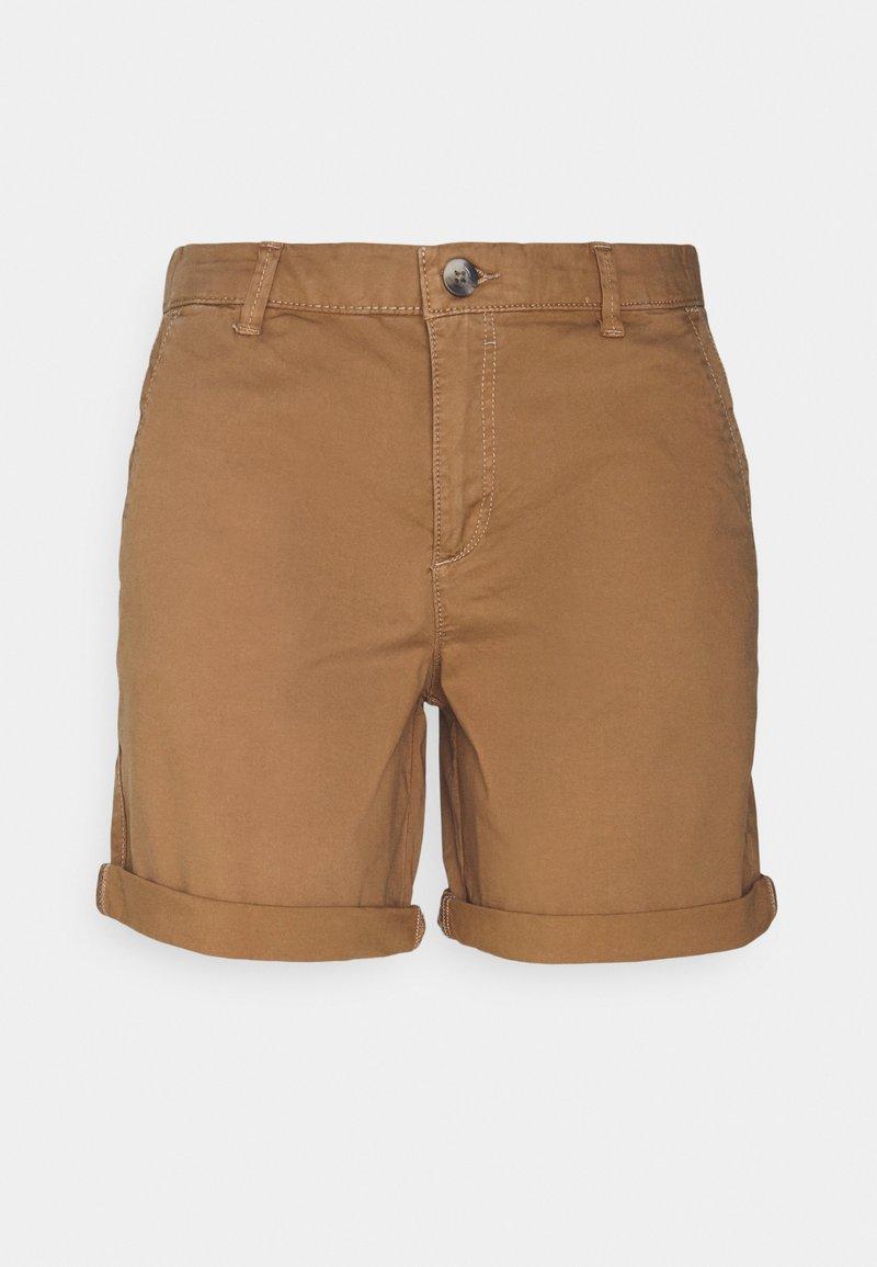 edc by Esprit - PIMA - Shorts - caramel