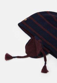 Polo Ralph Lauren - EAR FLAP APPAREL ACCESSORIES HAT UNISEX - Beanie - navy - 3