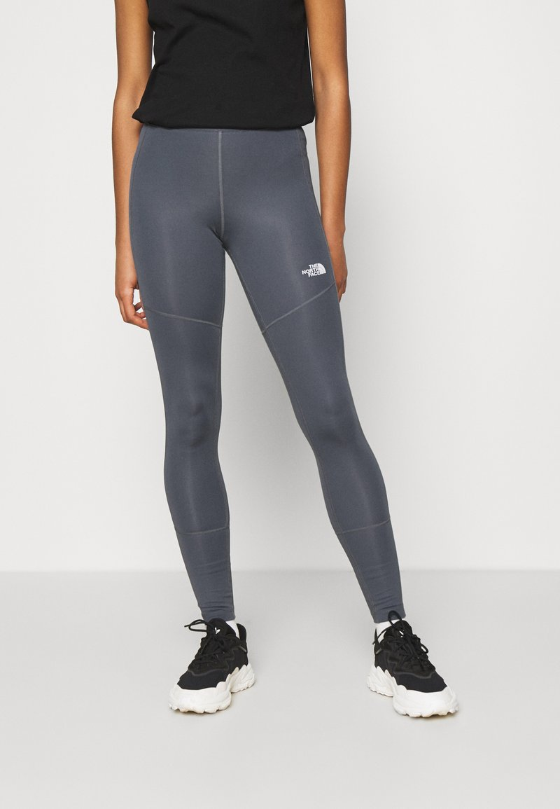 The North Face - TIGHT - Leggings - Trousers - vanadis grey
