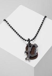 Police - KARAKUM - Necklace - black - 0