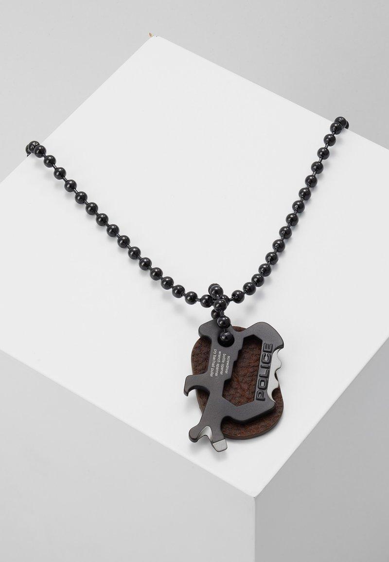 Police - KARAKUM - Necklace - black