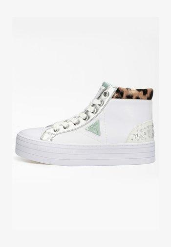BASK - Sneakers alte - hellgrau