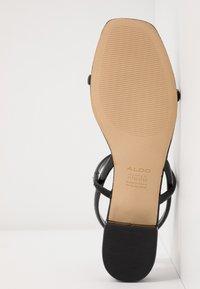 ALDO - CANDIDLY - Sandals - black - 6