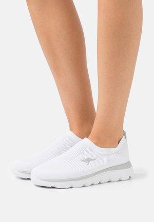 KR SUAVE - Trainers - white/vapor grey