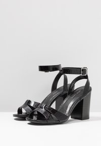 New Look - PENNY  - High heeled sandals - black - 4