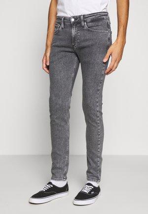 SKINNY - Skinny džíny - mid grey