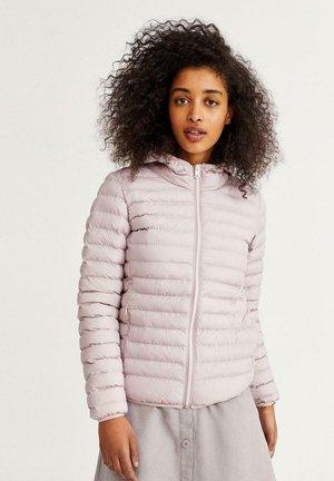 CAZADORA - Winter jacket - rosa