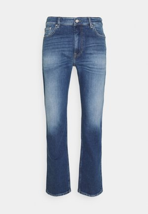 DAD JEAN REGULAR TAPERED - Jeans Straight Leg - denim