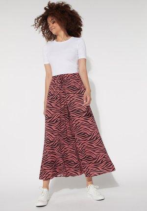 CULOTTE AUS LEICHTEM STOFF - Trousers - st.summer tiger