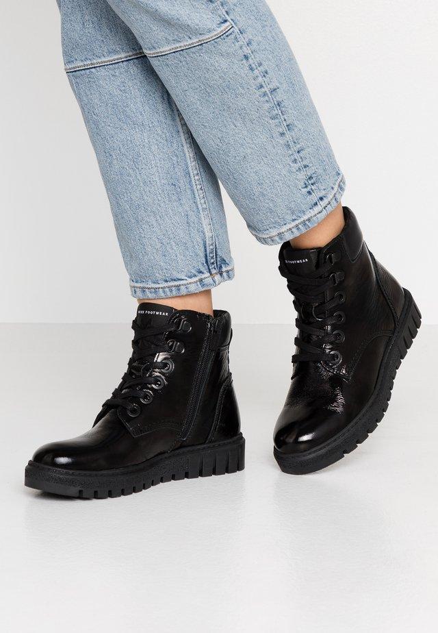 DILAYLA - Boots à talons - black