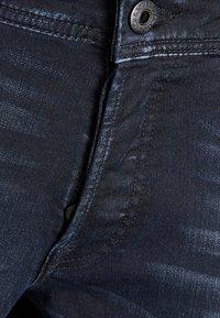 Jack & Jones - GLENN  - Slim fit jeans - blue denim - 4