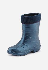 Ladeheid - Regenlaarzen - metall blue/navy - 1