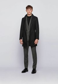 BOSS - SHANTY1 - Classic coat - black - 1