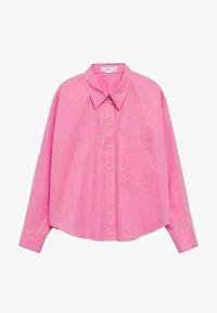 Mango - Button-down blouse - rose - 6