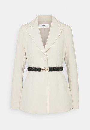LENNON  - Short coat - cream