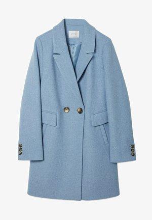 Cappotto corto - blue