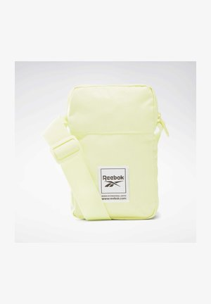 WORKOUT READY TRAINING - Across body bag - yellow