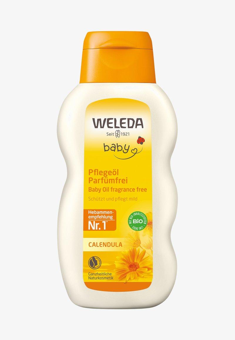 Weleda - CALENDULA BABY OIL - Huile pour le corps - -