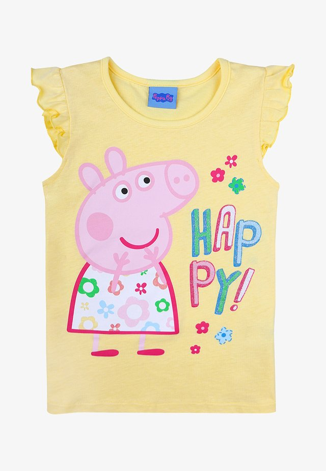 PEPPA PIG SHIRT PEPPA PIG - Top - lemon meringue