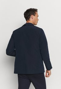 Tommy Hilfiger Tailored - MEMORY NYLON HYBRID BLAZER - Summer jacket - blue - 2