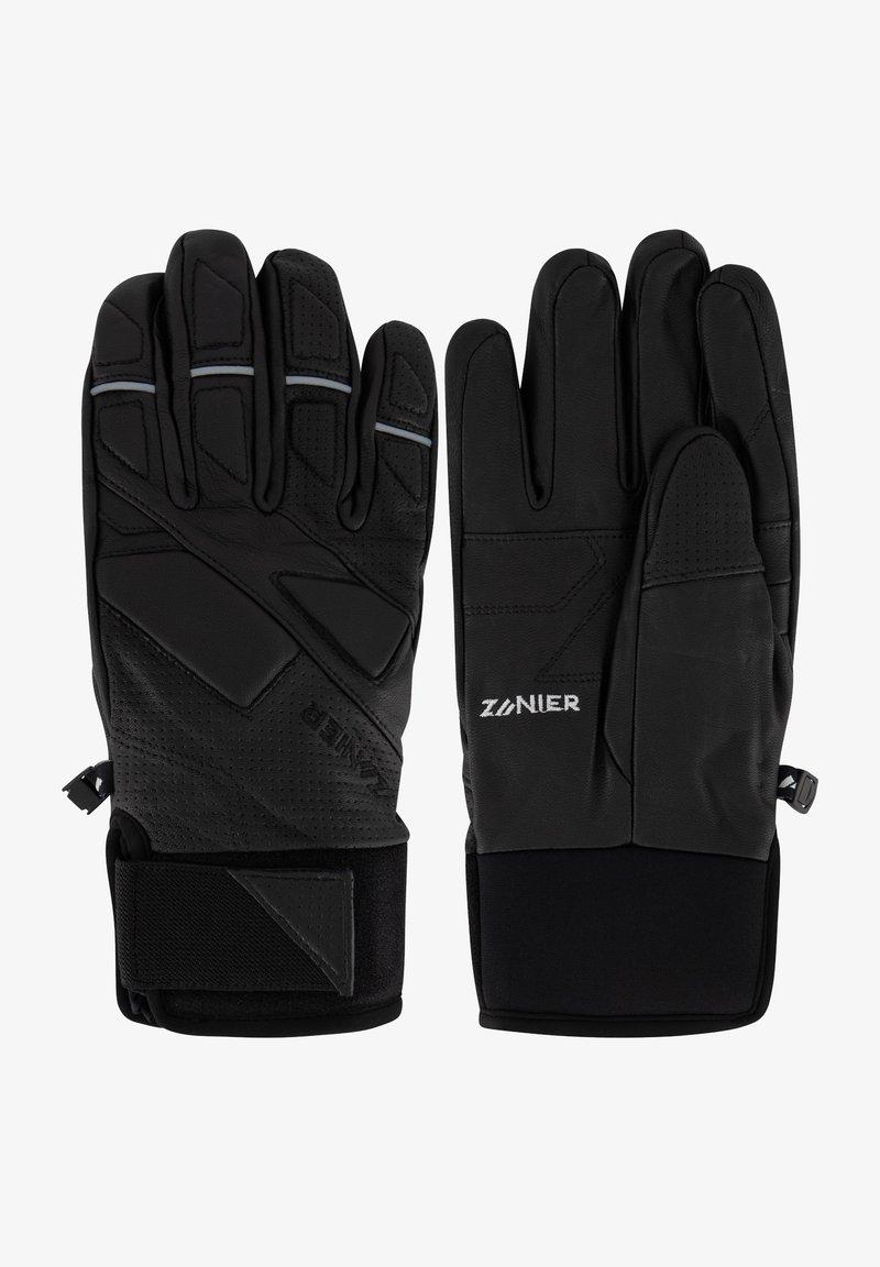 Zanier - Gloves - schwarz