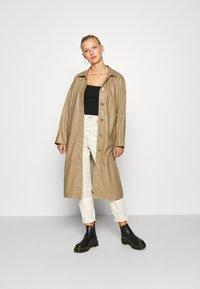Molly Bracken - LADIES COAT - Trenchcoat - beige - 1