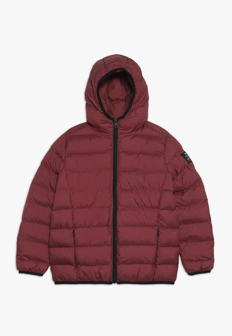 Ecoalf - ASPEN - Zimní bunda - raspberry