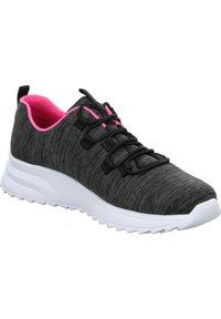 Rieker - Sneakers laag - anthrazit/ schwarz - 4