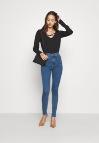Even&Odd - Jeggings - blue denim - 3