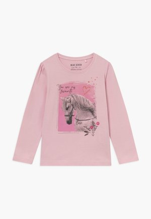 KIDS HORSE - Long sleeved top - rosa