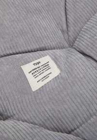 TYPO - FLOOR CUSHION UNISEX - Other accessories - cool grey - 3