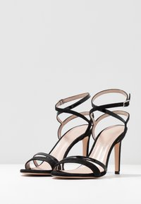 HUGO - High heeled sandals - black - 4