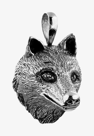 WOLFSKOPF - Pendant - silver