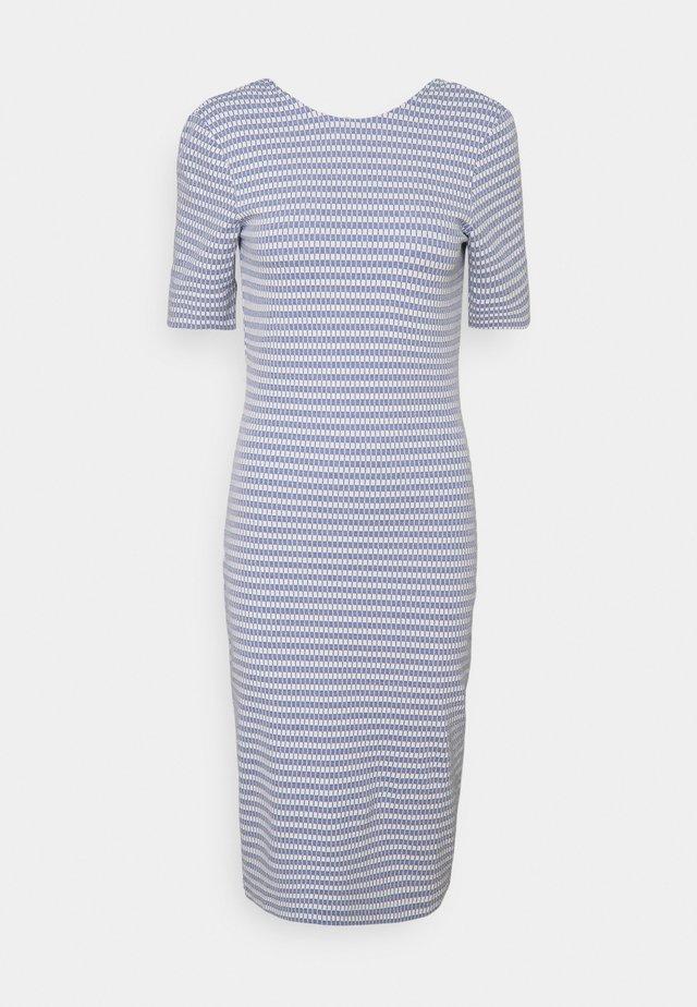 ANY - Žerzejové šaty - navy