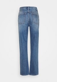 Boyish - LONG HIGH RISE STRAIGHT  - Straight leg jeans - greed - 1
