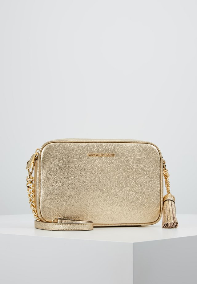 Umhängetasche - pale gold