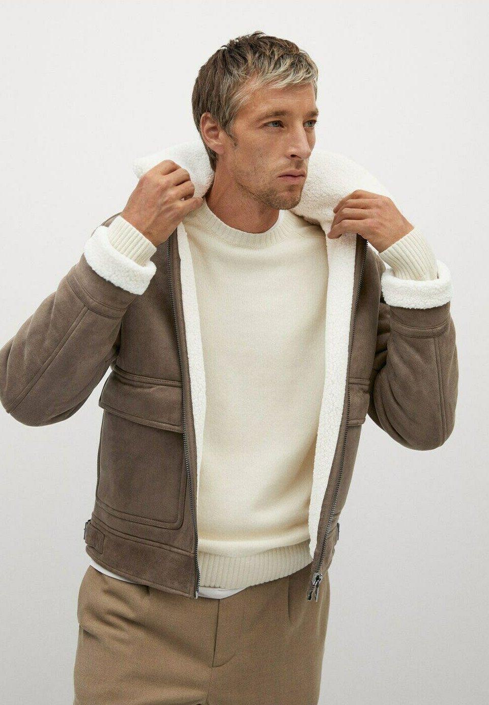 Men VILLA - Light jacket