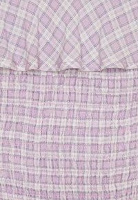 Abercrombie & Fitch - SMOCKED MATCH  - Top - lilac - 2