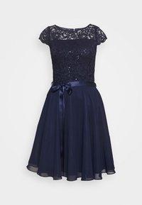 DRESS - Cocktail dress / Party dress - marine